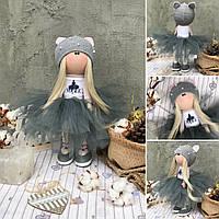 Интерьерная кукла Тильда - текстильная ручной работы Hand Made (Tild011)