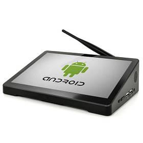 """Компактный Android сенсорный ПОС терминал A-BOX 9"""" для кофейни, бара, кафе, небольшого магазина"""