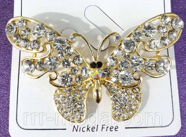 Эксклюзивные брошки бабочки, украшения и аксессуары для одежды оптом, фото.