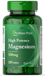 PsP Magnesium 500 mg - 100 таб