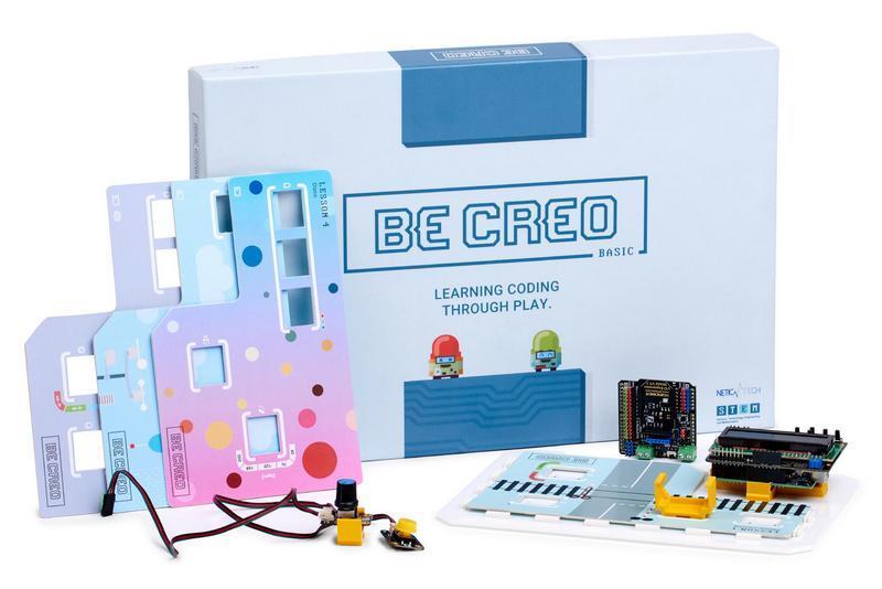 Електронний набір BeCREO Kit