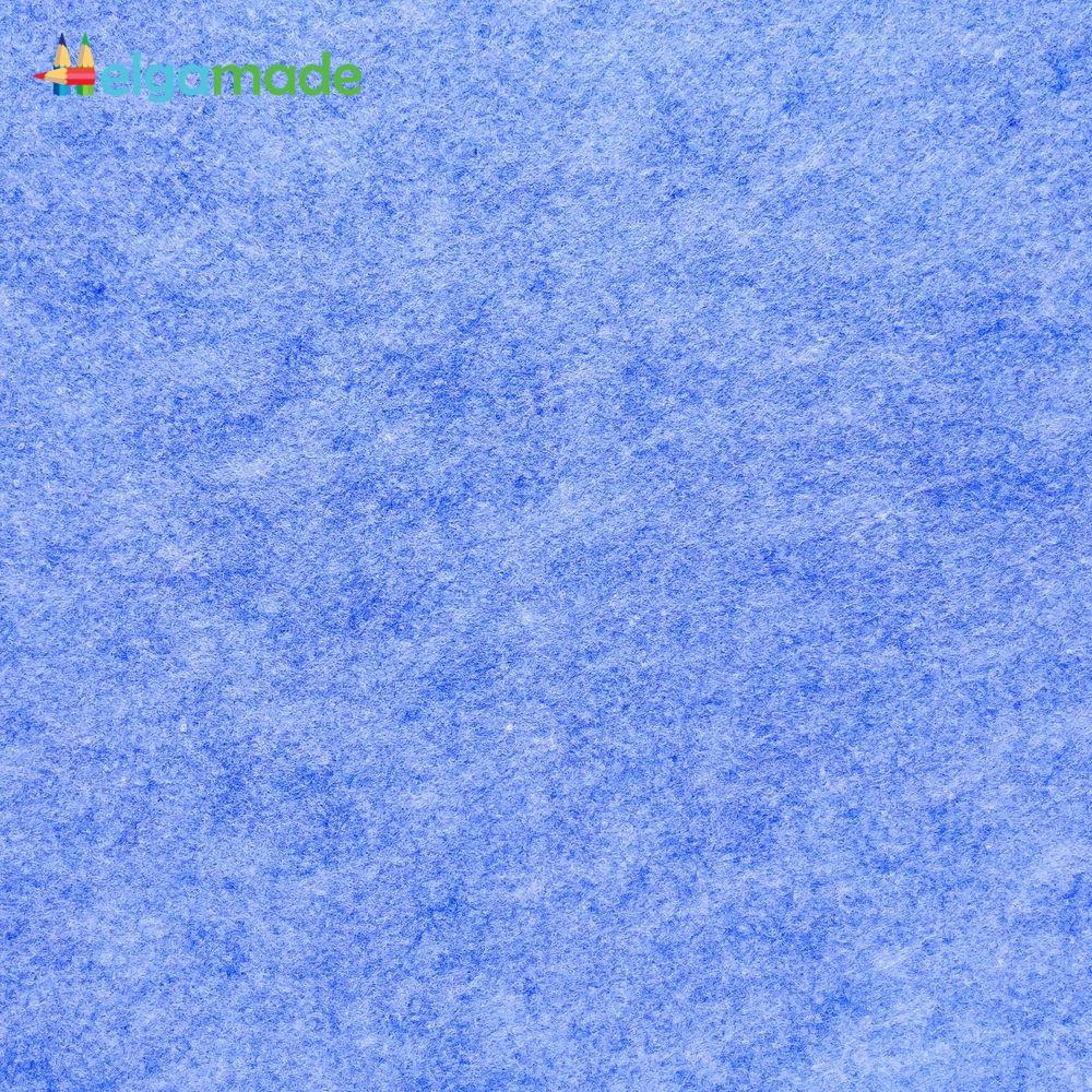Фетр американский САПФИР, 15x23 см, 1.3 мм, полушерстяной мягкий