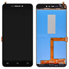 Дисплей для Vivo X3 | X3t с сенсорным стеклом (Черный) Оригинал Китай
