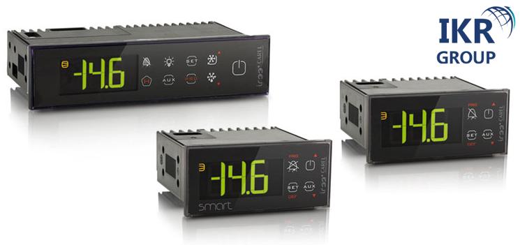 Контроллер Carel (Карэл) IR33+ IREVF0EC00