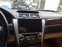 Штатная магнитола Toyota Camry 50 2012-2014 на базе Android 8.1 Экран 10 дюймов