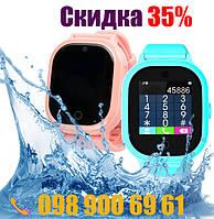 Новинка! Усовершенствованные Водонепроницаемые Умные Детские Часы Smart Baby Watch TD05 с GPS трекером