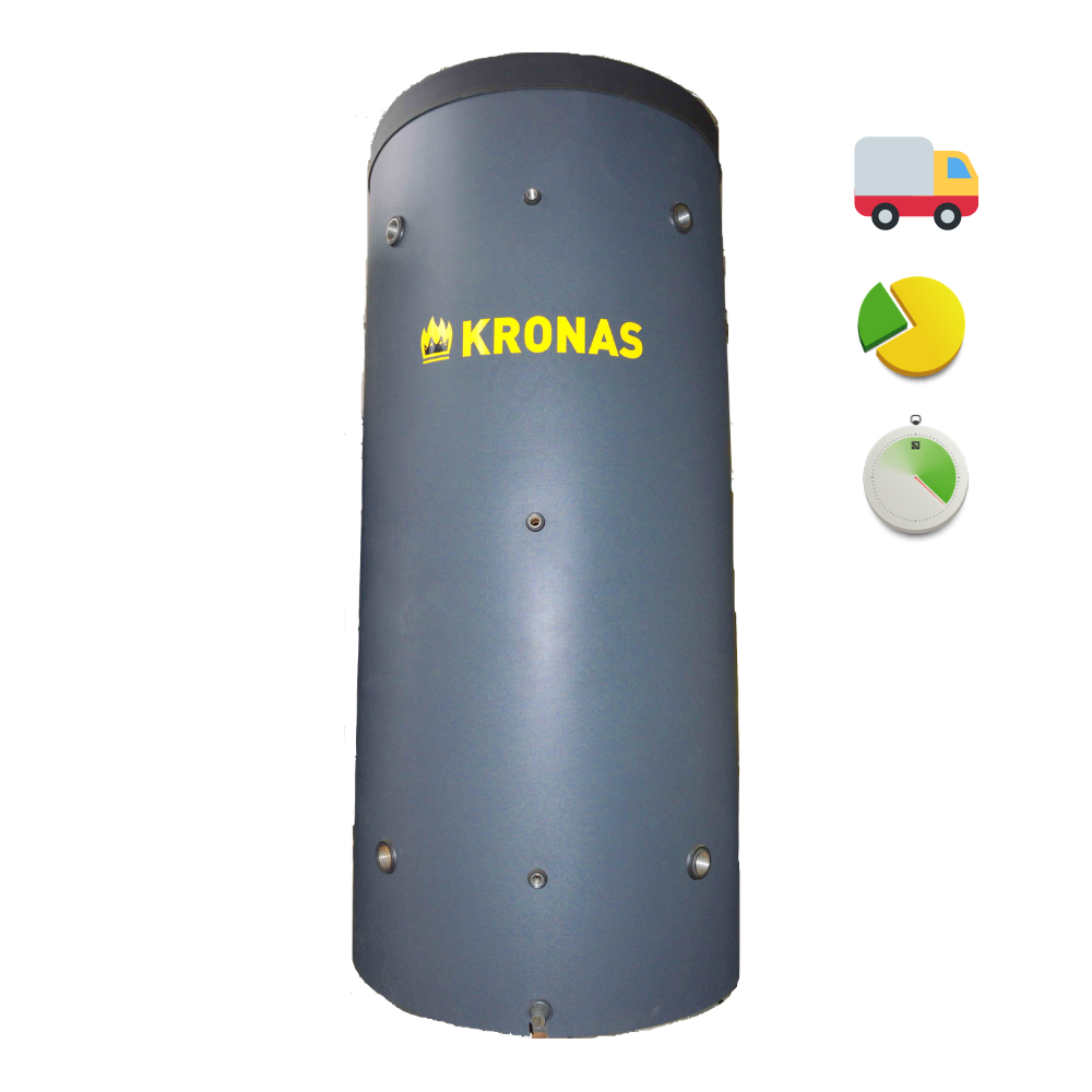 Теплоаккумулятор Kronas ТА0.1500