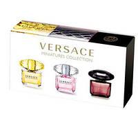 Подарочный набор мини-парфюмерии Versace miniatures collection
