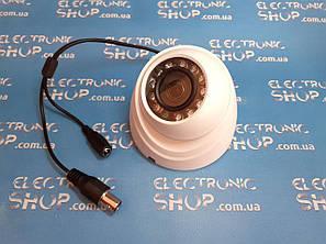 Відеокамера Dahua DH-HAC-HDW1000RP 3.6 mm б.у., фото 2