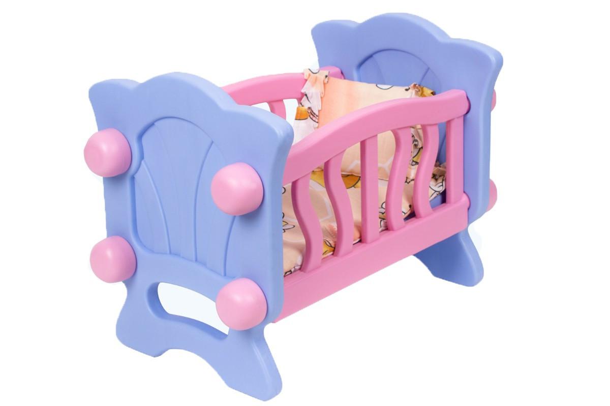 Ліжечко для ляльки ТехноК 4166