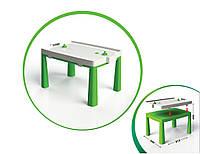 Стол детский+комплект для игры (Зелёный) 04580/2