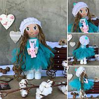 Интерьерная кукла Тильда - текстильная ручной работы Hand Made (Tild020)
