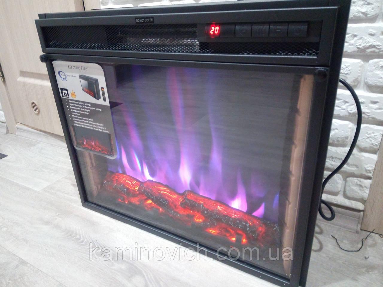 Электрический камин Bonfire JREC 2028 AC