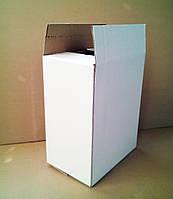 Коробка 5л БЕЛАЯ  боковой кран