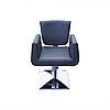 Перукарське крісло на гідравличному підйомнику для салону краси Орландо, фото 2