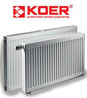 Стальные панельные радиаторы KOER