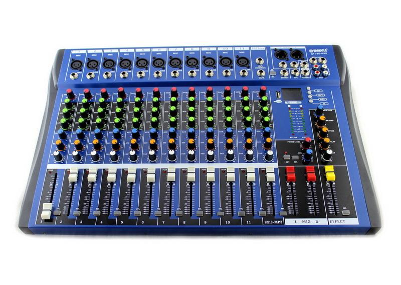 Аудиомикшер Yamaha CT12 (12 каналов)