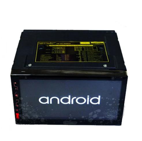 Автомобильная магнитола MP3 2DIN 6309-3 Android GPS DVD + GPS + 4 Ядра | Автомагнитола
