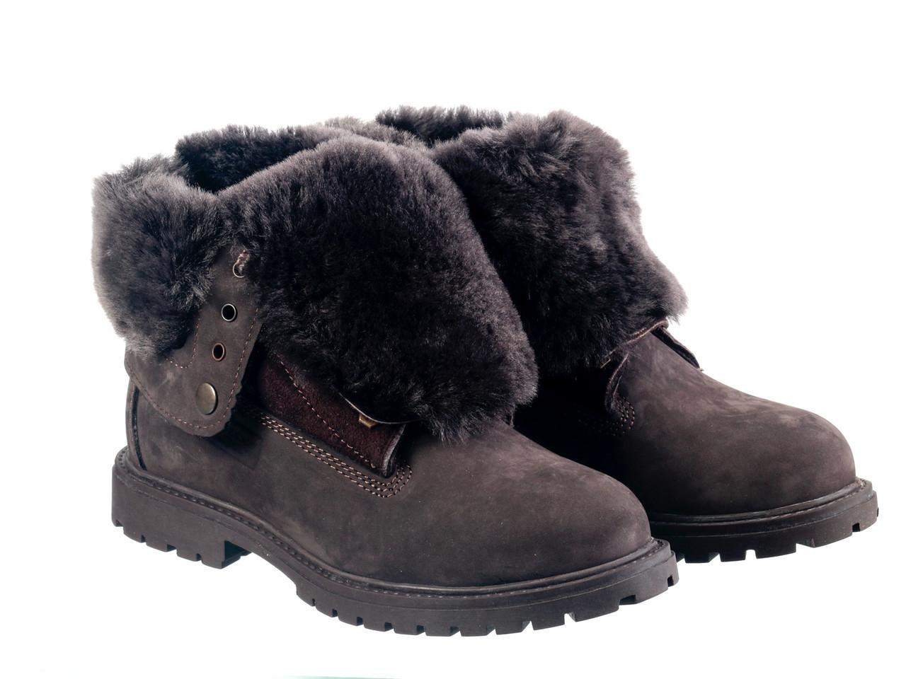 Ботинки Etor 10315-2298-1516 37 мокко