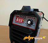 Инвертор сварочный Луч-профи ММА-300 (кейс), фото 7