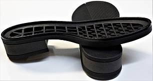 Подошва для обуви женская Брук-2 чорна р.37,38, фото 2