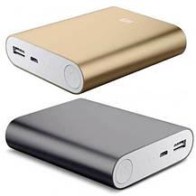 Внешний аккумулятор Xiaomi Mi Power Bank 10400 mAh, фото 3