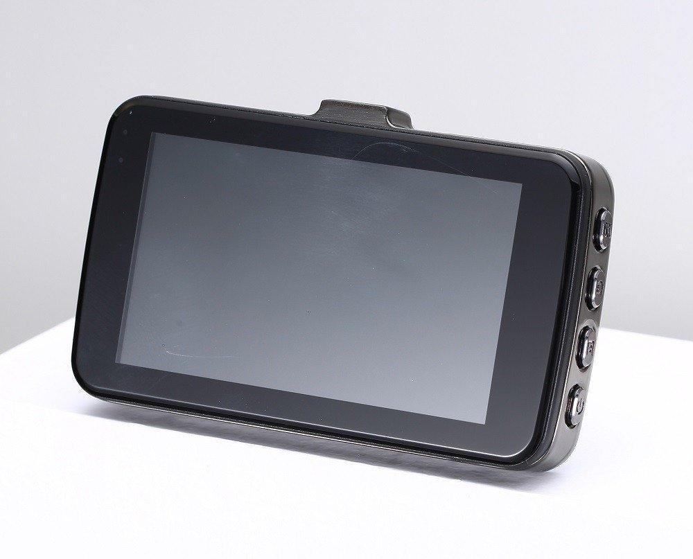 Відеореєстратор на авто ASTON E20 Metall 1080FHD, вбудований акумулятор 200 mAh, microSD до 32Гб