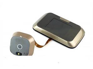 Дверний відеовічко з дисплеєм LUX S14
