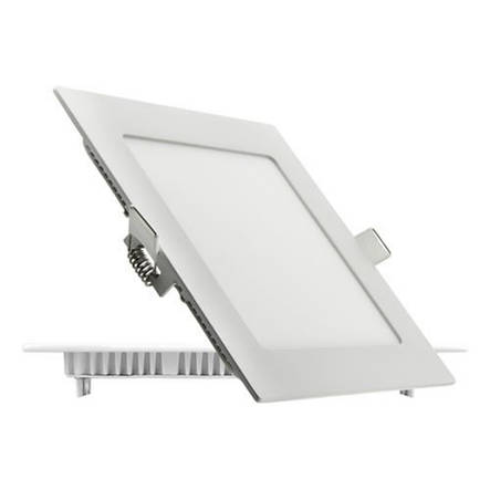 Светильник светодиодный встраиваемый LEDEX 16Вт 4000K 1440lm квадрат белый (102239), фото 2