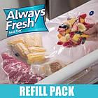 [ОПТ] Кухонний вакуумний пакувальник їжі та продуктів Vacuum Sealer Always Fresh., фото 6