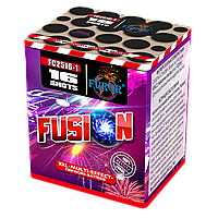 Салют Fusion на 16 выстрелов, фото 1
