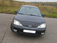 Дефлектор капота (мухобойка) Ford Mondeo III 2001-2006