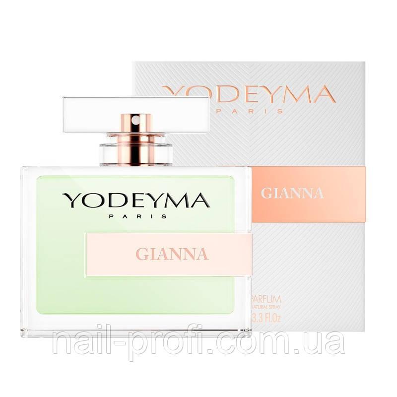 Yodeyma Gianna   парфюмированная вода 100 мл