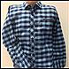 Рубашка для мальчика 5-8 лет, утепленная флисом, опт., фото 2
