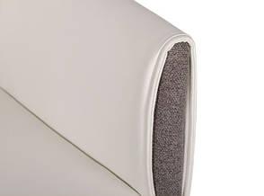 Кресло TOSCANA (61*62*82 см) белый/серый, фото 3