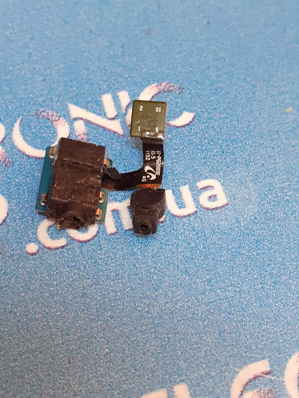 Роз'єм навушників Samsung Galaxy Tab 2 7.0 GT-P3110, GT-P3113 оригінал б.у