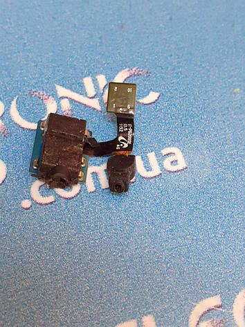 Роз'єм навушників Samsung Galaxy Tab 2 7.0 GT-P3110, GT-P3113 оригінал б.у, фото 2