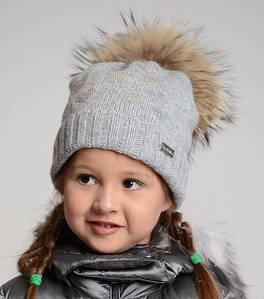Детская шапка для девочки