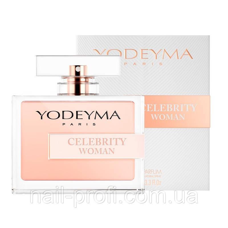 Парфюмированная вода Celebrity Woman от Yodeyma 100мл