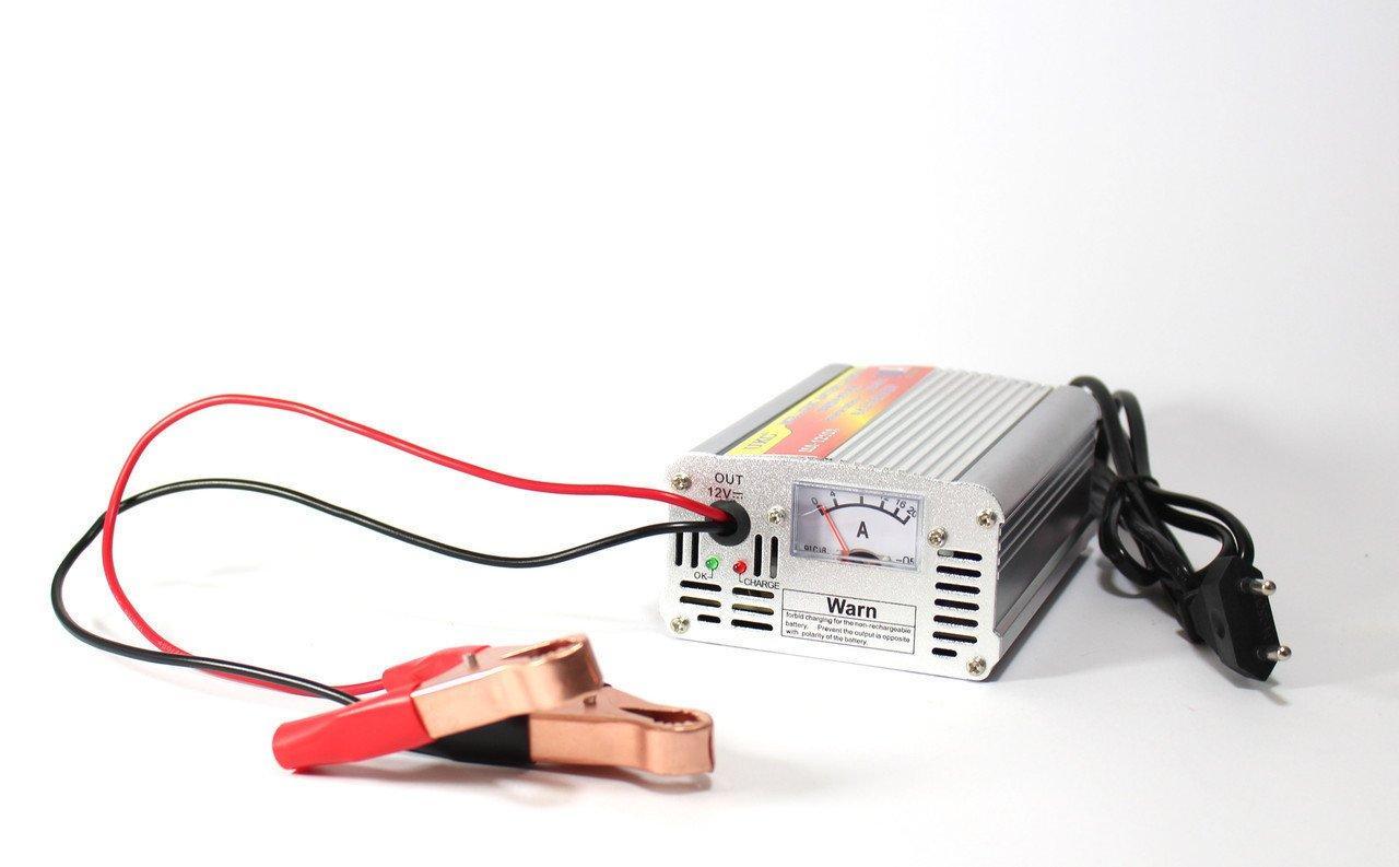Зарядний пристрій для автомобільних акумуляторів UKC BATTERY CHARDER 10A MA-1210A