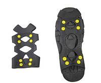 Ледоступы для обуви фиксируемые (M, на размер обуви: 36-39) - Новогодняя скидка
