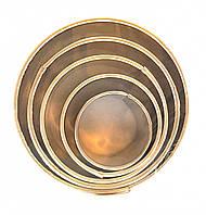 Набор круглых форм для гарнира из 5-ти, фото 1