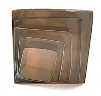 Набор металлический для гарнира из 5-ти квадрат