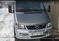 Бампер передний Mercedes Sprinter w901, Мерседес Спринтер накладка