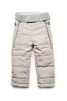 Детские штаны ТМ Модный Карапуз 03-00840 серый  80-86р.