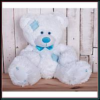 Мишка плюшевый Теодор 65 см Белый