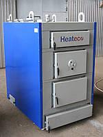 Котел HEATECO BM 100 кВт с ручной загрузкой топлива