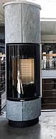 Кафельная печь Delia Extra/Serpentino ( каминофен, изразцовая печь, аккумуляционная печь )., фото 1