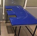 Накладка для ветеринарных столов ЭХО и УЗИ процедур, фото 3