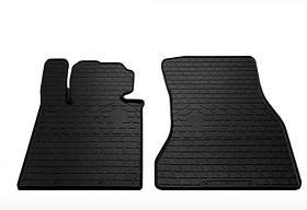 Коврики резиновые BMW 5 (G30) 2017- Stingray (2шт) 1027192